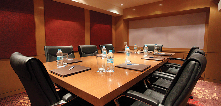 Board Room - Hotel ComfortInn-Rajkot