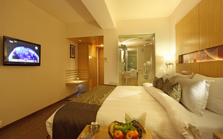 EXECUTIVE ROOMS - Hotel Comfort INN Legacy, Rajkot